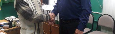 "Избран глава администрации СП  ""Село Хвастовичи"""