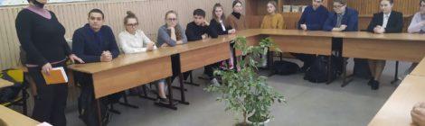 Ребята поучаствуют в конкурсе проектов  по благоустройству школьного двора
