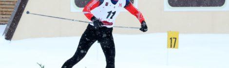 Лыжный спорт  набирает  скорость