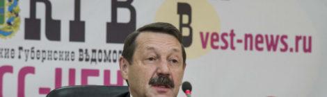 Геннадий Скляр рассказал о поправках в законе о выборах