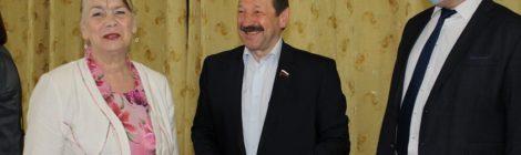 Геннадий Скляр обещал содействие трудовой социализации инвалидов
