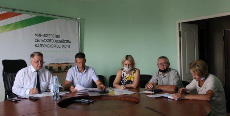 В  Калужской  области ликвидируют  очаги  африканской  чумы  свиней  и  бруцеллеза